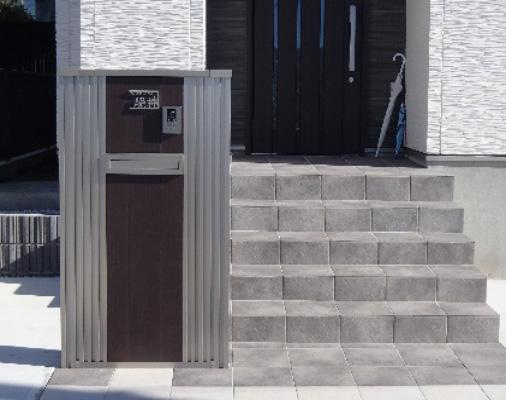 機能門柱タイプ01