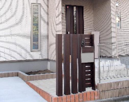 機能門柱タイプ04