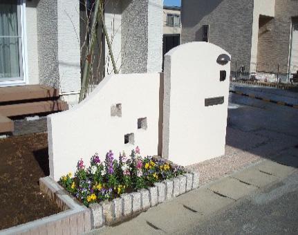 門塀タイプ03